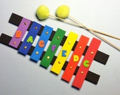 X is for XYLOPHONE craft kit