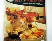 Vintage APPETIZER COOKBOOK 100s Recipes Good Housekeeping Circa 1958 Cook Book