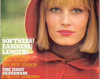 Vogue Paterns Magazine, September October 1974