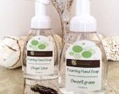 Foaming Hand Soap, Spearmint Eucalyptus, All Natural 8.5 oz