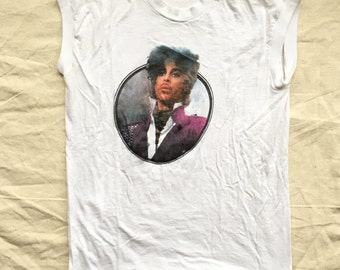 "original PRINCE Tour Shirt - ""1999"" Promo - Size Medium"
