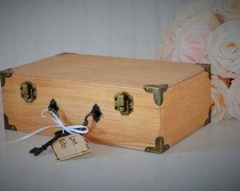 Love Notes Box, Love Letter Box, Love Hearts, Guest Book Alternative, Valentine Box
