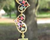 AUTISM BEAUTY  Tree Jewelry Christmas Ornament Cross Lamp Jewelry