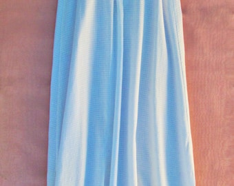 Antique baby dress, extra long infant dress, simply styled christening gown