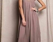 MADISON Jumper in Taupe