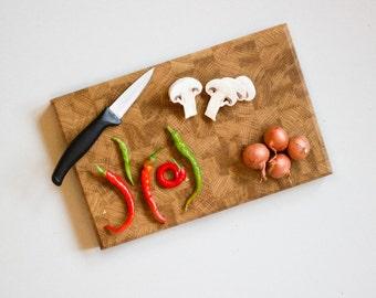 Chopping Board - End Grain - Oak - Cutting Board