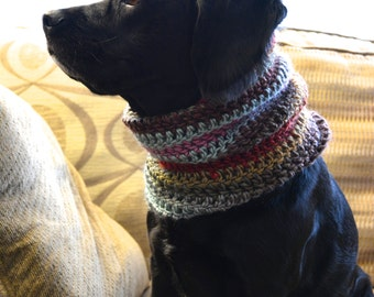 Free Crochet Pattern For Dog Bandana : free cat crochet scarf patterns