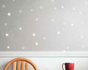 Delightful Star Wall Decals | Etsy Part 27