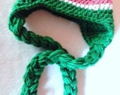 Watermelon Crochet Hat - Made To Order