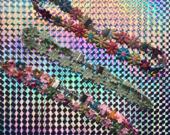 KALEIDOSCOPIC FLOWER Chokers