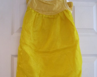 Disney Princess Bell from Beauty & the Beast Toddler Dress, Toddler, Dress, Custom, Bell, Disney Princess