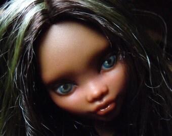 Ooak Custom Art Doll Monster High Clowdeen  by Iriscustom