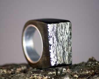 Ring wood and aluminum