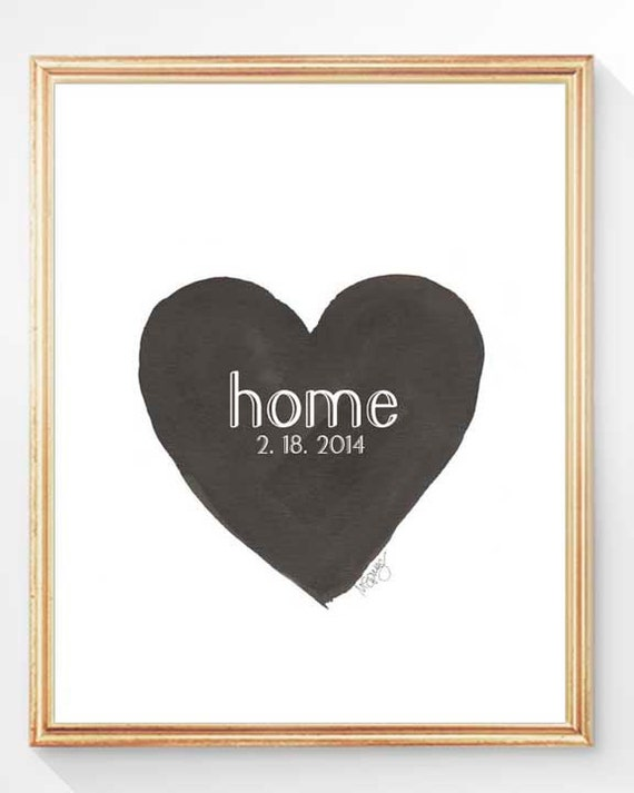 New Home Gift, Black and White Art, New House, Housewarming Gift, New Apartment, Industrial Decor,Gift for New Home,Welcome Sign,Urban Decor