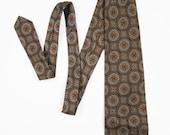 Vintage Brocade Necktie 1960's