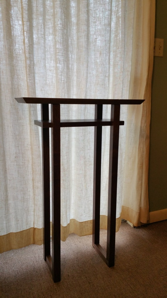 Narrow Side Table
