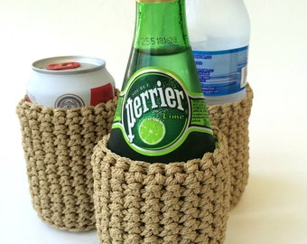 Paracord Can Coozie         Crochet