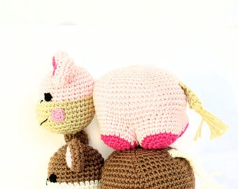 Crochet Toy Tutorial