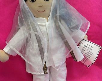 Hui Woman Minority Muslim Rag  Doll Yunnan, China Islamic lifestyle
