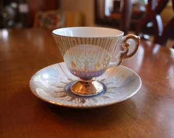Lovely teacup and saucer