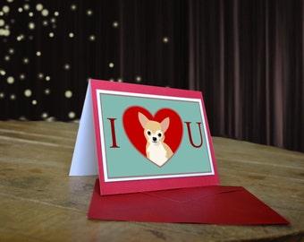 Dog Valentine Chihuahua