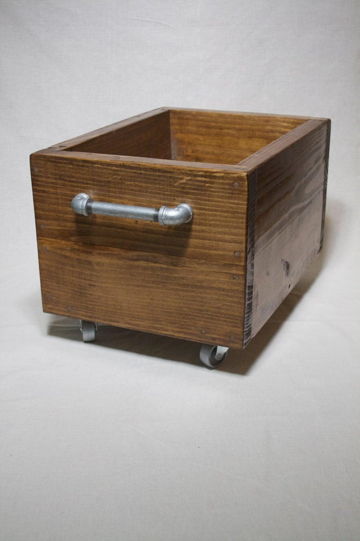 fine outdoor wooden storage box plans