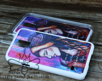 Samsung Galaxy S4 Phone Case - Gypsy - Phone Cover - Gypsy Art