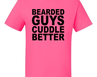 Bearded Guys Cuddle Better