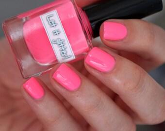 Neon Nail polish - Soulmate