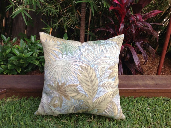Tropical Outdoor Cushion Covers Tommy Bahama Fabric Outdoor