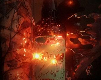 Invasion IPA Beer Bottle Light
