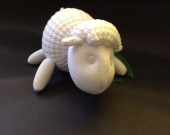 Poodle Sock Sheep