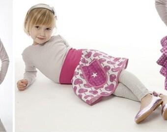 "Minikrea pattern ""Circle skirt"""