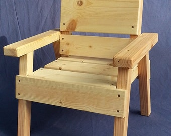 Items Similar To Toddler Table And Two Chairs Chili Pepper Red Honey On Etsy