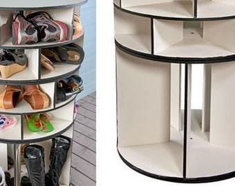 shoe rack lazy susan shoe stores 40 pair or more free