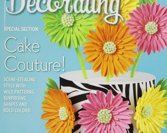 CAKE DECORATING YEARBOOK - Wilton 2013 - Cake Couture - Over 200 Ideas - Cakes - Cupcakes - Cookies - Candies