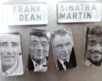 Rat Pack Magnet Set