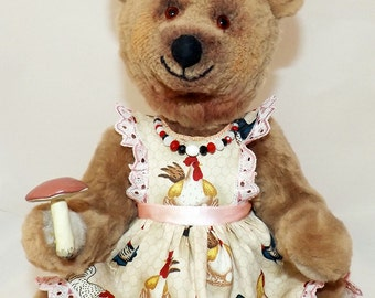 Teddy Bear Good Hostess