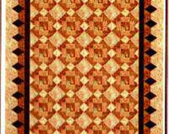 "Solid Ground Quilt Kit 58"" x 70"""