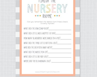 Instant Download Printable Illustrated Baby Timetable Feeding