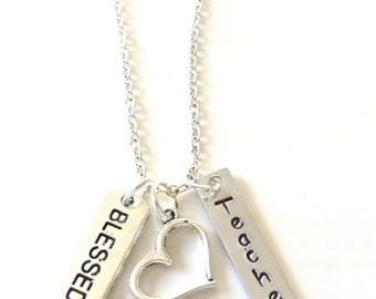 Teacher Instructor Tutor Professor Floating Heart Love to Teach Charm Necklace You Choose Necklace Length