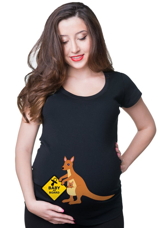 Of all the trends in maternity clothing, there is none quite so abhorrent as the T-shirt emblazoned with such labels as