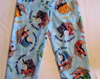 Thomas the train pajama cotton pants