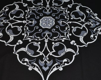 print, high quality, table, table cloth 170X160 cm.