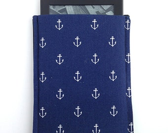 Anchors Aweigh Kindle Sleeve Case