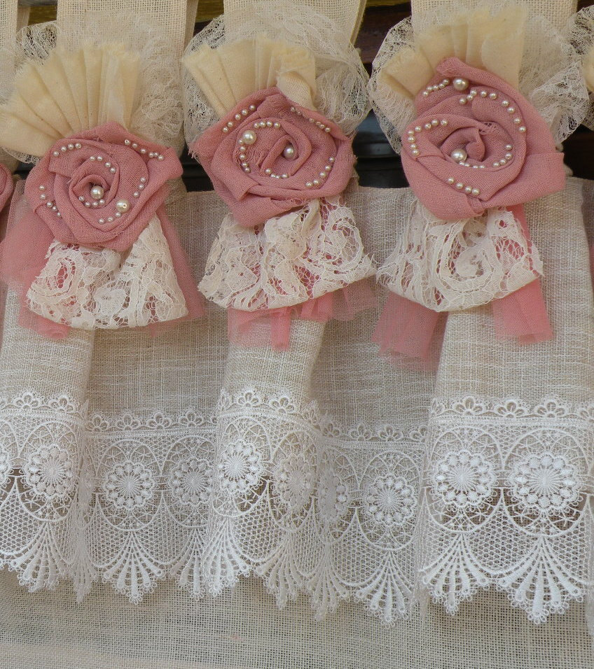 the best 28 images of shabby chic valance