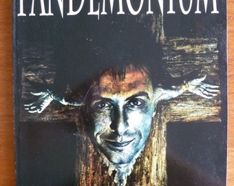 1991 Pandemonium - Clive Barker - Further Explorations Into the Worlds Of - History of the Devil - Vintage Horror Book