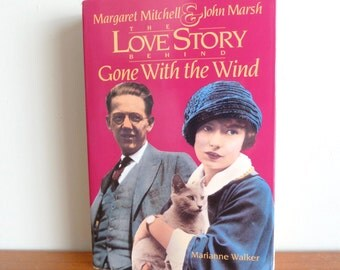 a biography of margaret mitchell author of gone with the wind Gone with the wind, by margaret mitchell chapter 63 the front door was slightly ajar and she trotted, breathless, into the hall and paused for a moment under the.