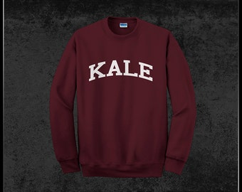 7/11 Kale Unisex Sweater Jumper - Pick Your Size S - 3XL!!! **Priority Shipping**