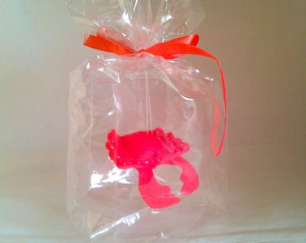 Red crab - The Ultimate Pet, Fish in a bag, fun fair carnival office pet